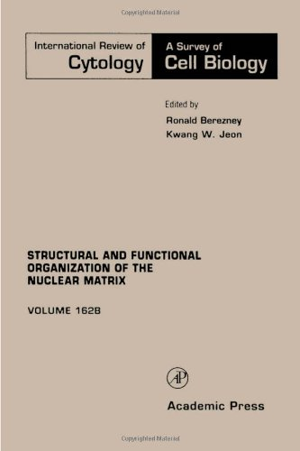 Structural and Functional Organization of the Nuclear Matrix, Vol. 162B (International Review of ...