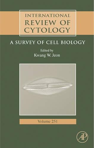9780123646552: International Review of Cytology, Vol. 251: A Survey of Cell Biology  (International Review of Cell and Molecular Biology)