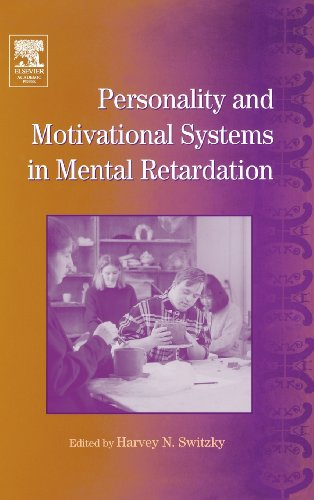 9780123662286: International Review of Research in Mental Retardation, Volume 28: Personality and Motivational Systems in Mental Retardation