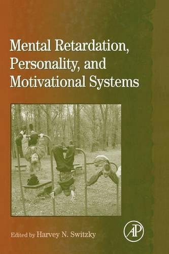 9780123662316: International Review of Research in Mental Retardation, Volume 31: Mental Retardation, Personality, and Motivational Systems