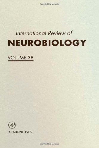9780123668387: International Review of Neurobiology, Volume 38
