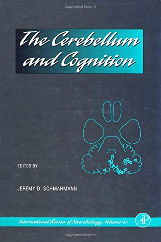 9780123668417: The Cerebellum and Cognition, Volume 41 (International Review of Neurobiology)