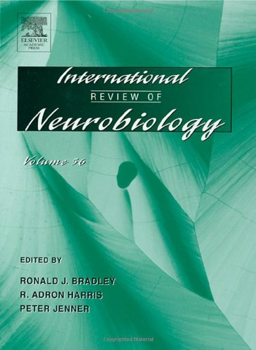 9780123668578: International Review of Neurobiology, Volume 56