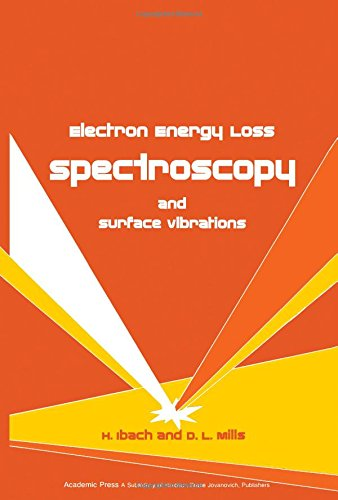 9780123693501: Electron Energy Loss Spectroscopy and Surface Vibrations
