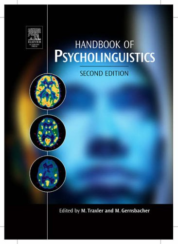 9780123693747: Handbook of Psycholinguistics