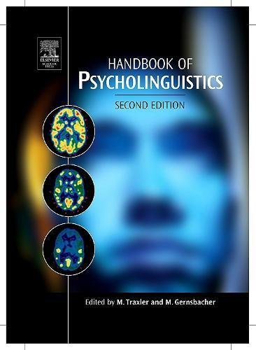 9780123693747: Handbook of Psycholinguistics, Second Edition