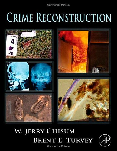 9780123693754: Crime Reconstruction