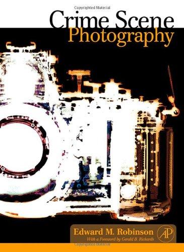 9780123693839: Crime Scene Photography