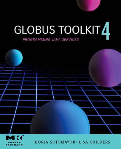 9780123694041: Globus Toolkit 4: Programming Java Services (The Morgan Kaufmann Series in Networking)