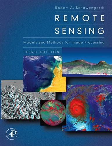 9780123694072: Remote Sensing, Third Edition: Models and Methods for Image Processing
