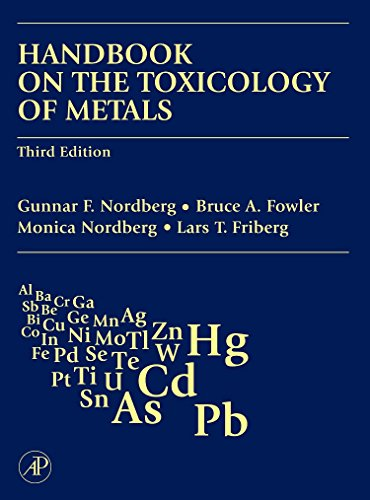 9780123694133: Handbook on the Toxicology of Metals, Third Edition