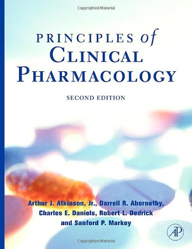 9780123694171: Principles of Clinical Pharmacology, Second Edition