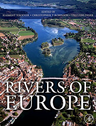 9780123694492: Rivers of Europe