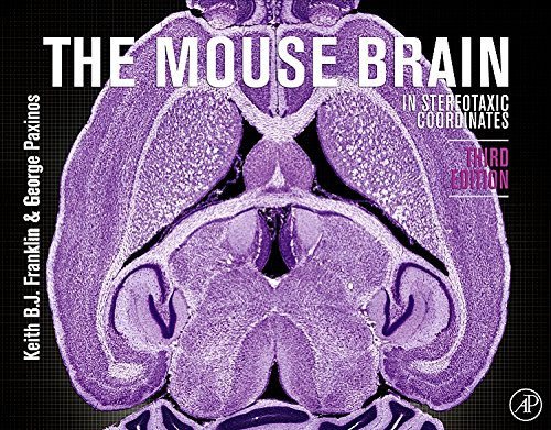 9780123694607: The Mouse Brain in Stereotaxic Coordinates, Third Edition