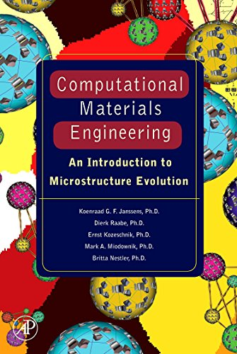 9780123694683: Computational Materials Engineering: An Introduction to Microstructure Evolution