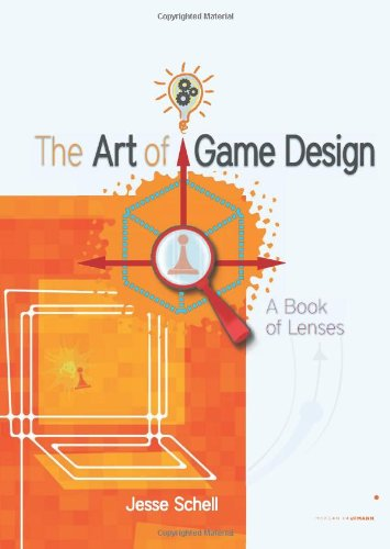9780123694966: The Art of Game Design: A Book of Lenses