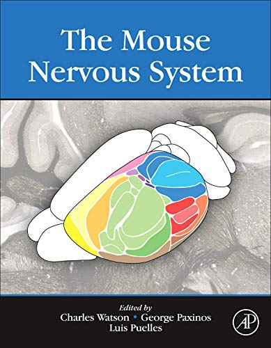 9780123694973: The Mouse Nervous System