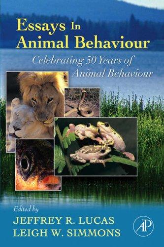 9780123694997: Essays in Animal Behaviour: Celebrating 50 Years of Animal Behaviour