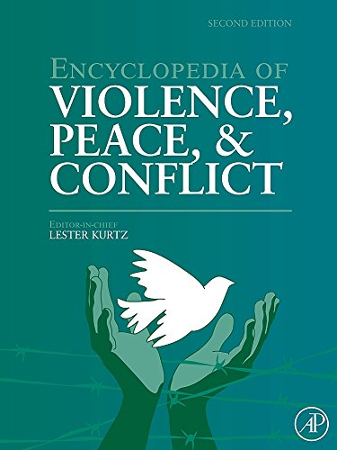 9780123695031: Encyclopedia of Violence, Peace, and Conflict, Second Edition