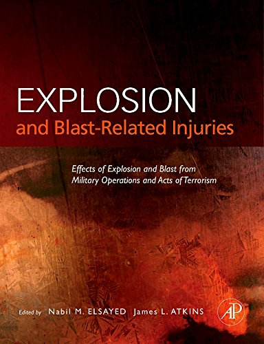 9780123695147: Explosion and Blast-Related Injuries: Effects of Explosion and Blast from Military Operations and Acts of Terrorism
