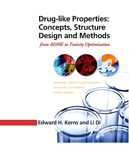 9780123695208: Drug-like Properties:  Concepts, Structure Design and Methods: from ADME to Toxicity Optimization