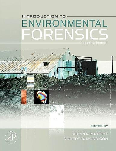 9780123695222: Introduction to Environmental Forensics