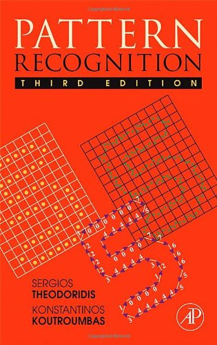 9780123695314: Pattern Recognition, Third Edition