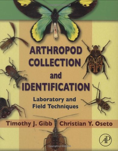 9780123695451: Arthropod Collection and Identification: Laboratory and Field Techniques