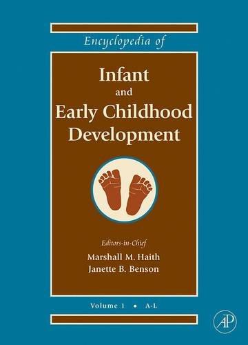 9780123704603: Encyclopedia of Infant and Early Childhood Development, Three-Volume Set: v. 1-3
