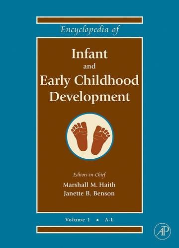 9780123704603: Encyclopedia of Infant and Early Childhood Development
