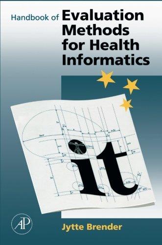 9780123704641: Handbook of Evaluation Methods for Health Informatics