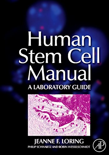 9780123704658: Human Stem Cell Manual: A Laboratory Guide
