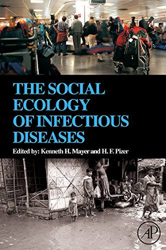 9780123704665: The Social Ecology of Infectious Diseases