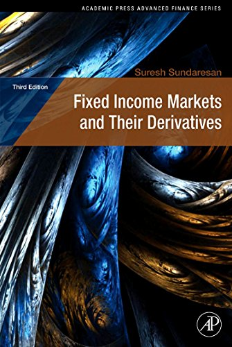 9780123704719: Fixed Income Markets and Their Derivatives (Academic Press Advanced Finance)