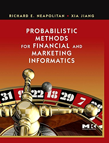 9780123704771: Probabilistic Methods for Financial and Marketing Informatics