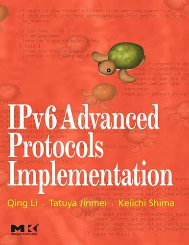 9780123704795: IPv6 Advanced Protocols Implementation (The Morgan Kaufmann Series in Networking)