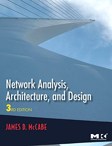 9780123704801: Network Analysis, Architecture, and Design (The Morgan Kaufmann Series in Networking)