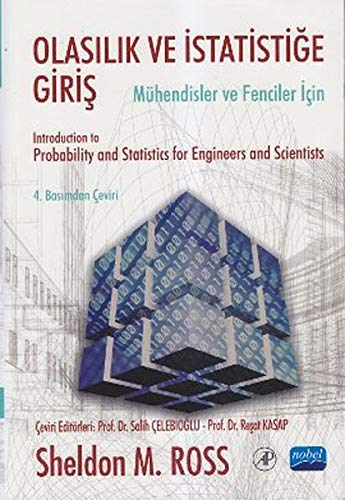 9780123704832: Introduction to Probability and Statistics for Engineers and Scientists