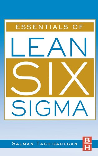 9780123705020: Essentials of Lean Six Sigma