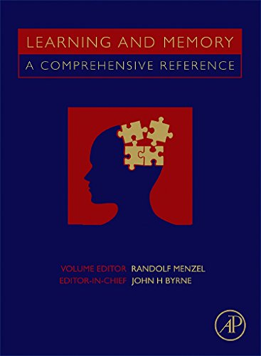 9780123705044: Learning and Memory: A Comprehensive Reference, Four-Volume Set: A Comprehensive Reference: v. 1-4