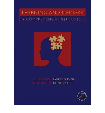 9780123705051: Learning and Memory: A Comprehensive Reference, Four-Volume Set: Volume 1