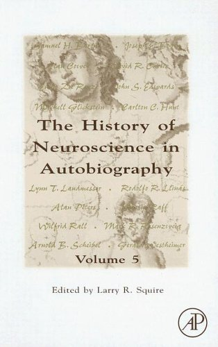 9780123705143: The History of Neuroscience In Autobiography, Volume 5