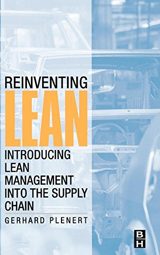 9780123705174: Reinventing Lean: Introducing Lean Management into the Supply Chain
