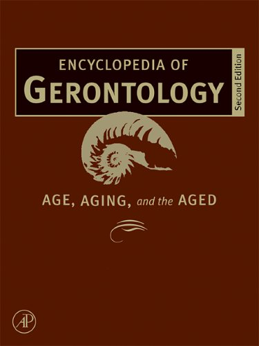 9780123705303: Encyclopedia of Gerontology, Two-Volume Set, Second Edition