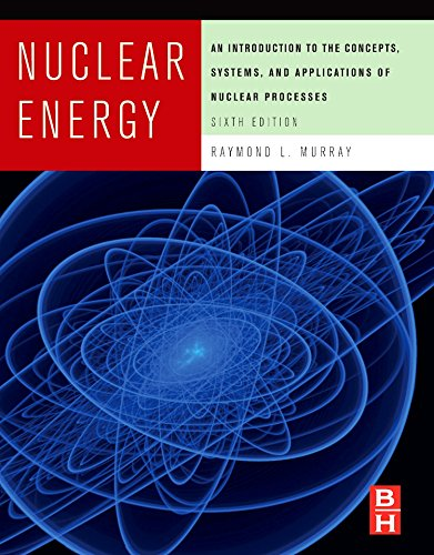 9780123705471: Nuclear Energy, Sixth Edition: An Introduction to the Concepts, Systems, and Applications of Nuclear Processes