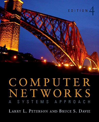 9780123705488: Computer Networks: A Systems Approach
