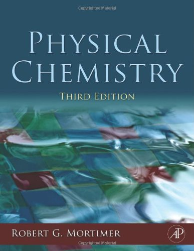 9780123706171: Physical Chemistry, Third Edition