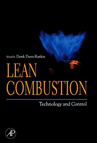 9780123706195: Lean Combustion: Technology and Control