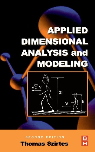 9780123706201: Applied Dimensional Analysis and Modeling, Second Edition