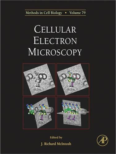 9780123706478: Cellular Electron Microscopy: 79 (Methods in Cell Biology)